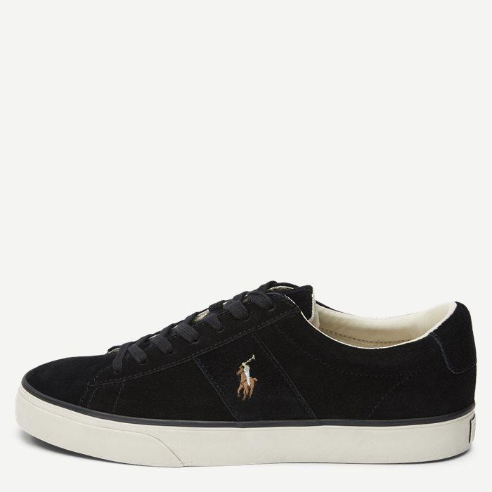 Sayer-SK-VLC Sneaker - Sko - Sort