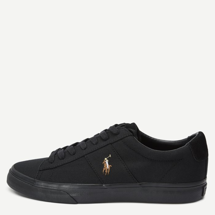 Sayer-NE-SK-VLC Sneaker - Sko - Sort