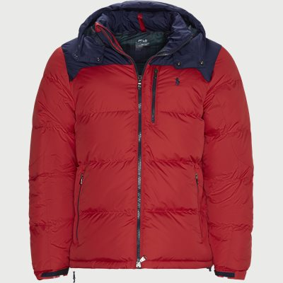 Down Jacket Regular | Down Jacket | Rød