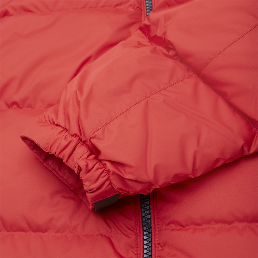 710758733 - Down Jacket - Jakker - Regular - RØD - 8