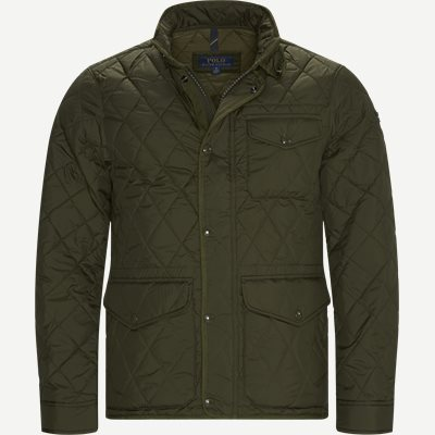 Quilted Jacket Regular | Quilted Jacket | Army