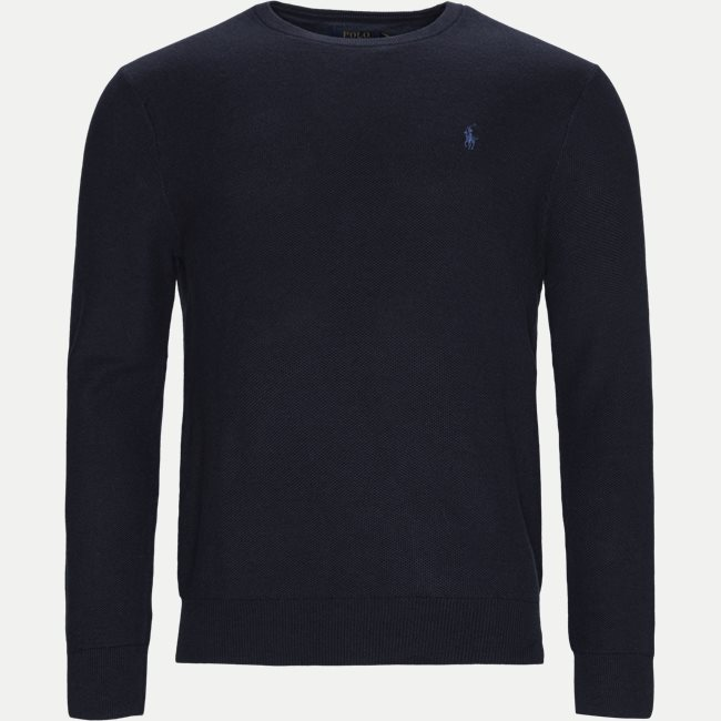 Crewneck Knitted Jumper