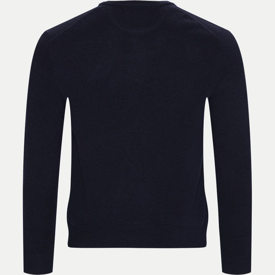 710667378 - Crew Neck Jumper - Strik - Regular - NAVY - 2