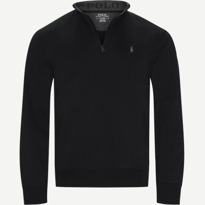 Half-Zip Sweatshirt Regular | Half-Zip Sweatshirt | Sort