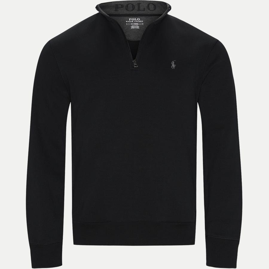 710767928 - Half-Zip Sweatshirt - Strik - Regular - SORT - 1