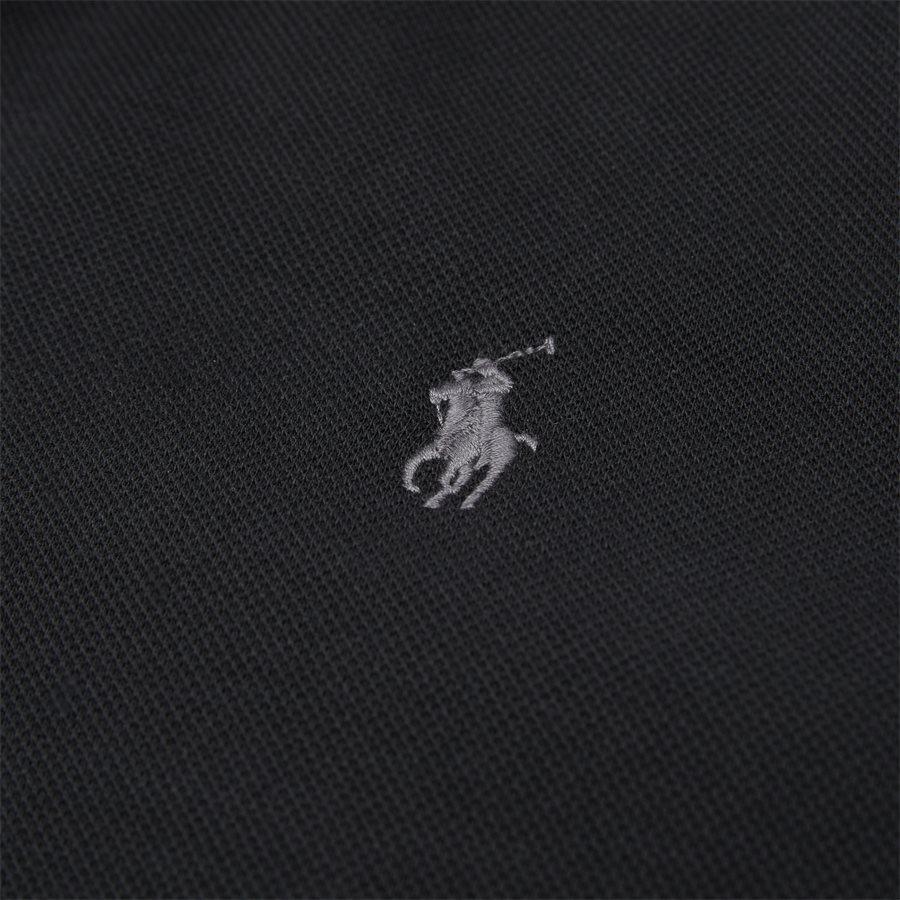 710767928 - Half-Zip Sweatshirt - Strik - Regular - SORT - 4