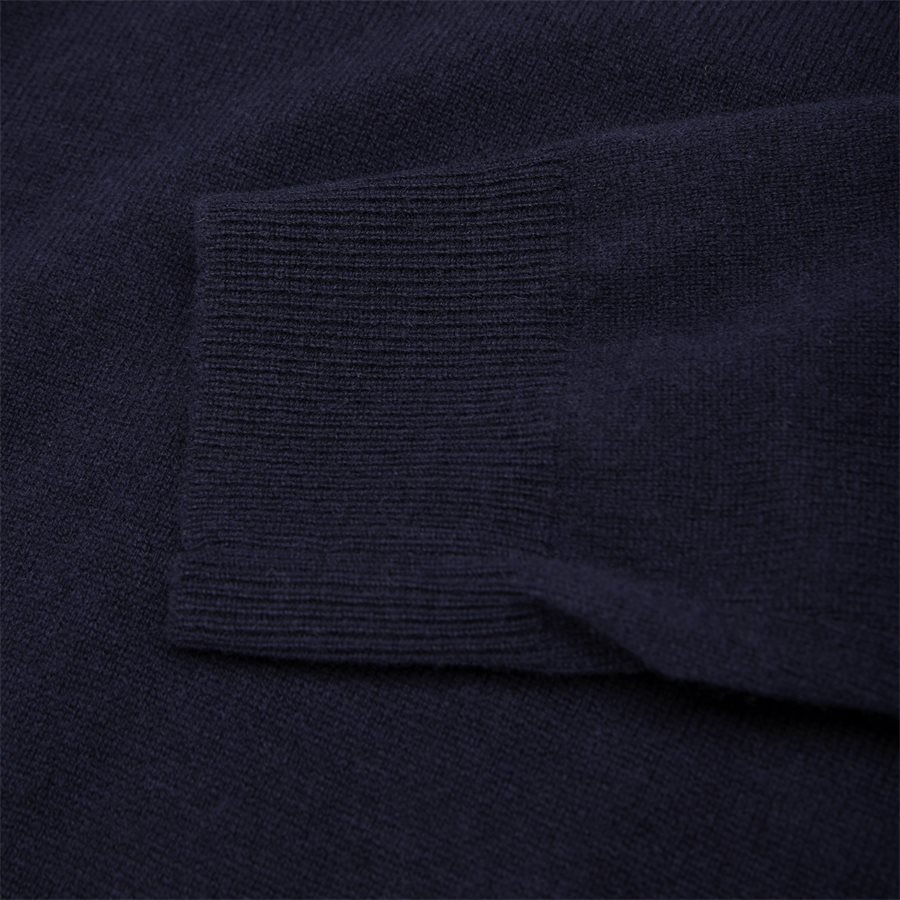 710763451 - Polo Bear Crew Neck Knit - Strik - Regular - NAVY - 4