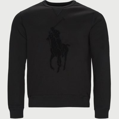 Big Pony Sweatshirt Regular | Big Pony Sweatshirt | Sort