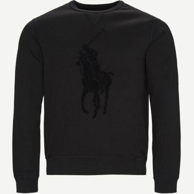 Big Pony Sweatshirt Regular | Big Pony Sweatshirt | Sort