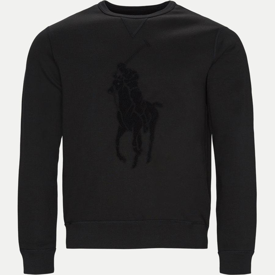 710766862 - Big Pony Sweatshirt - Sweatshirts - Regular - SORT - 1
