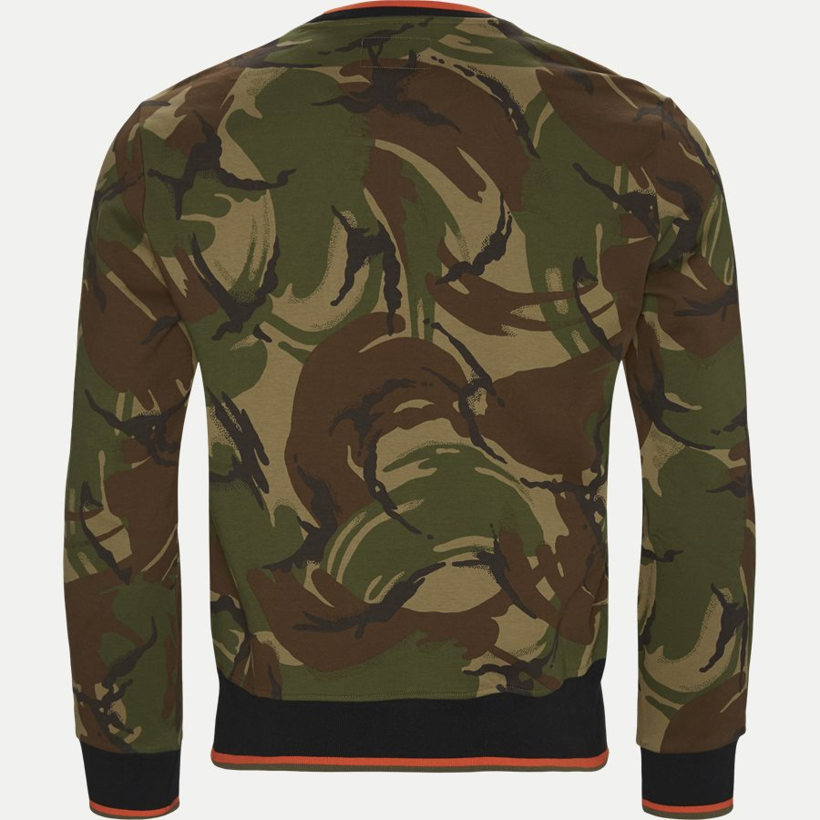 710766090 - Polo Bear Camo Sweatshirt - Sweatshirts - Regular - GRØN - 2
