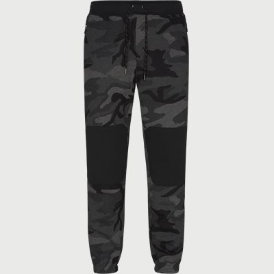 Polo Sport Camo Sweatpants Regular | Polo Sport Camo Sweatpants | Sort