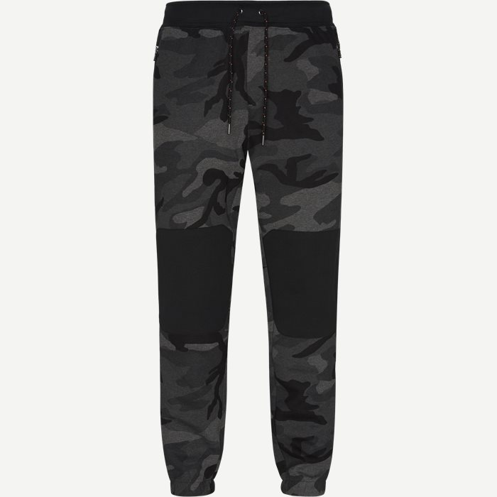 Polo Sport Camo Sweatpants - Bukser - Regular - Sort