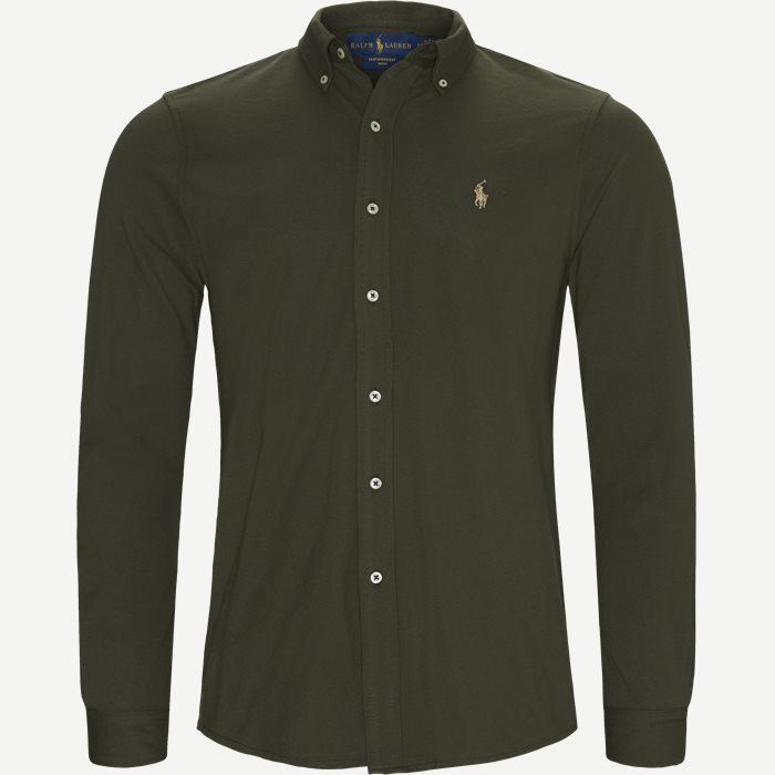 Shirts - Regular - Army