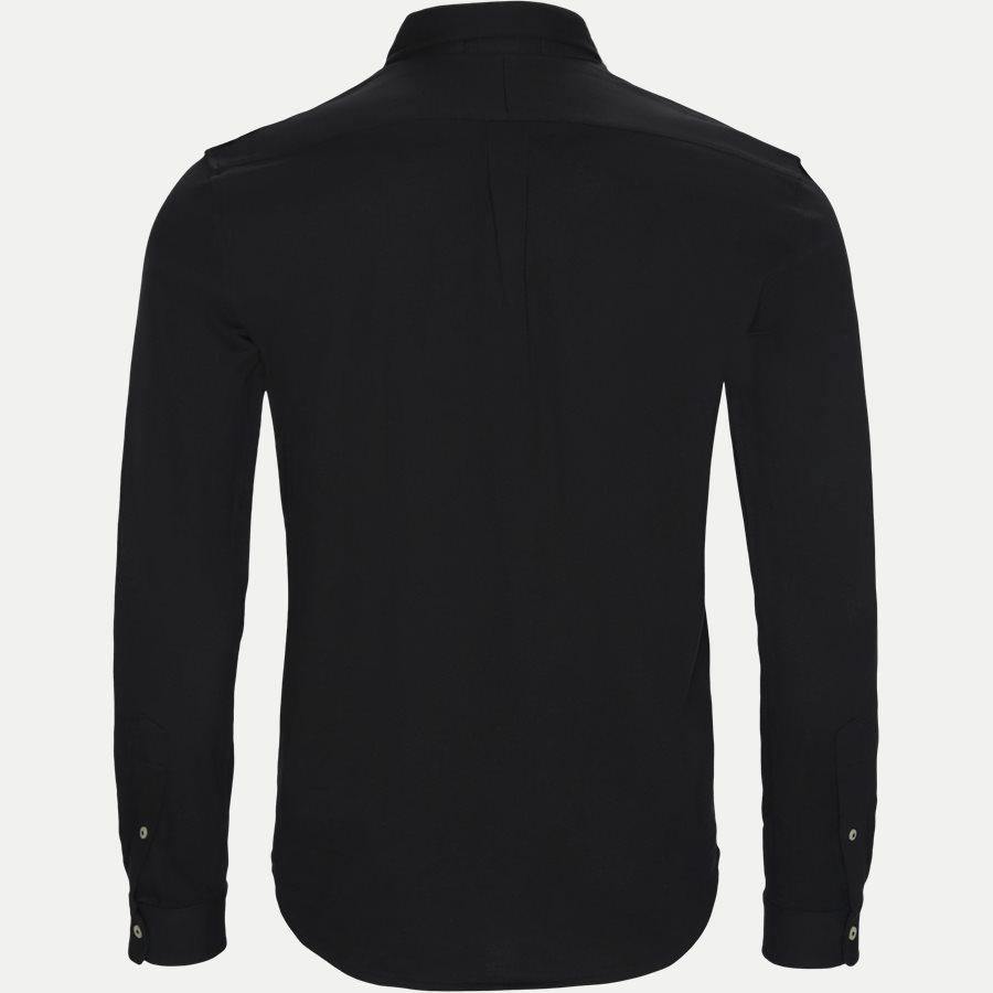 710654408 - Featherweight Mesh Shirt - Skjorter - Regular - SORT - 2