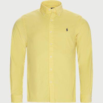 Corduroy Button-Down Shirt Slim | Corduroy Button-Down Shirt | Gul