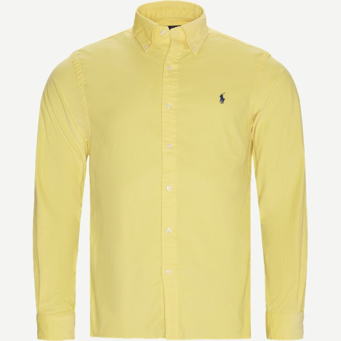 Hemden - Slim - Gelb