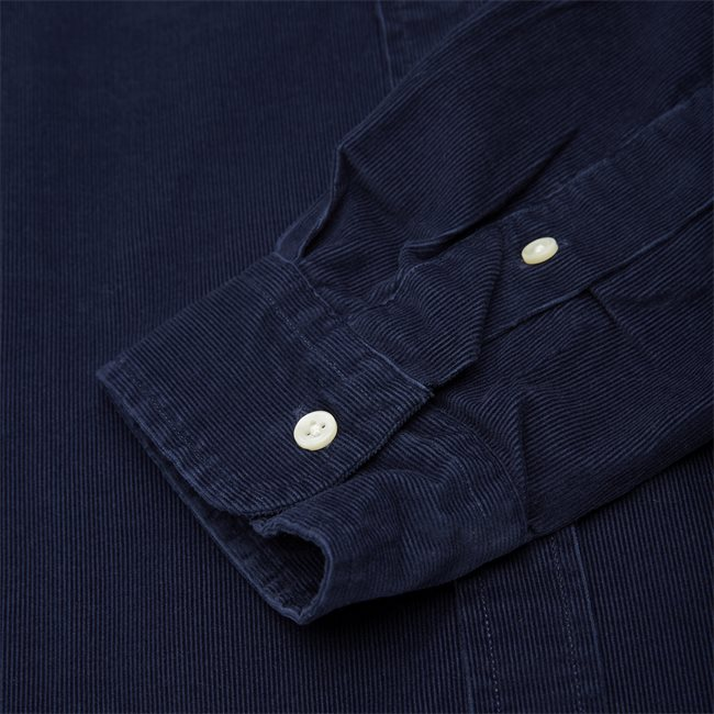 Corduroy Button-Down Shirt