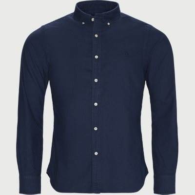 Oxford Skjorte Slim fit | Oxford Skjorte | Blå