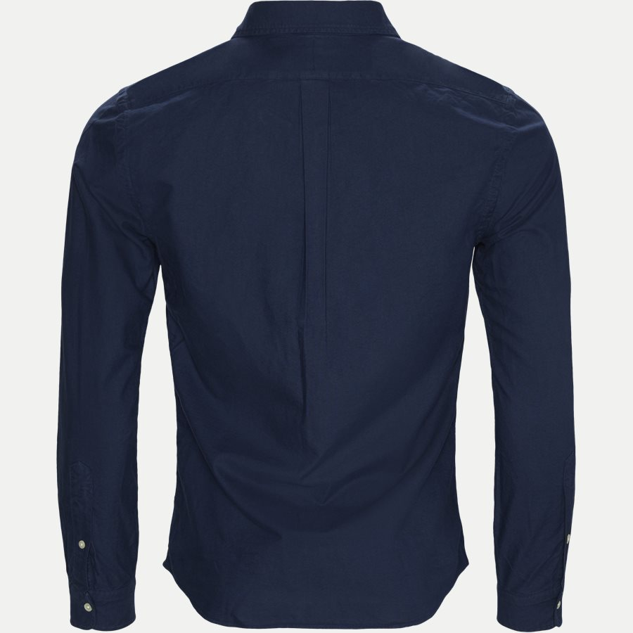 710767447 - Oxford Skjorte - Skjorter - Slim - NAVY - 2