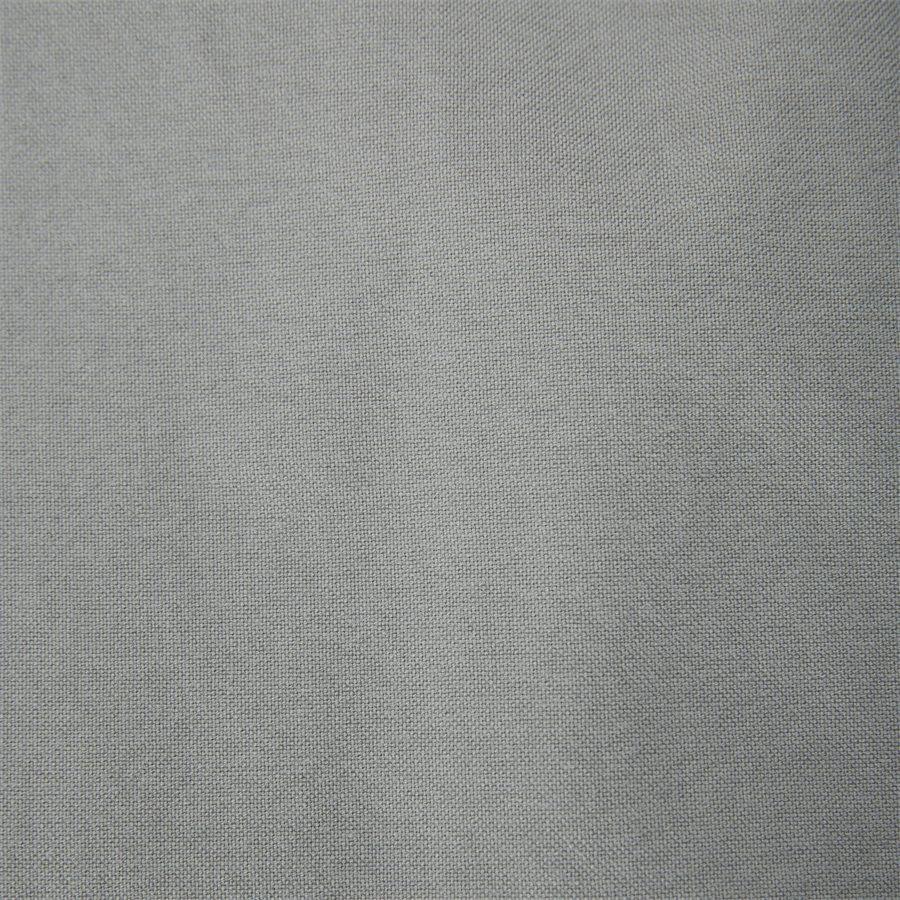 710684871 - Oxford Button-Down Shirt - Skjorter - Slim - GRÅ - 4