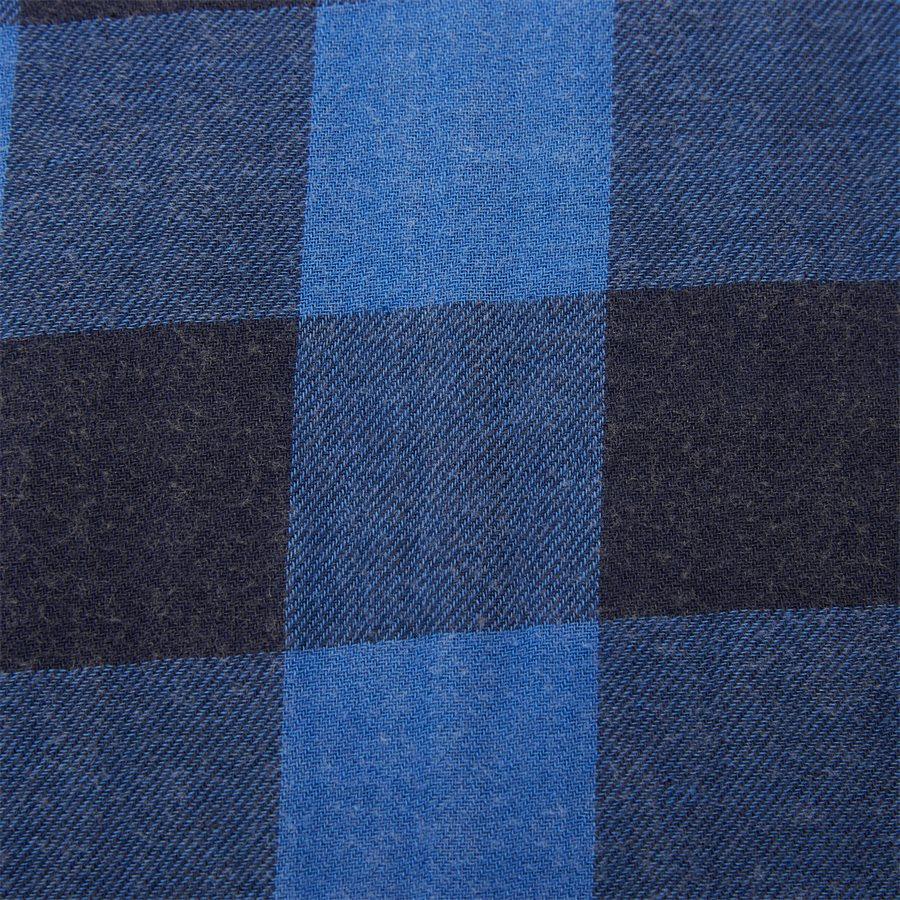 710761514 - Cotton Shirt - Skjorter - Regular - BLÅ - 5