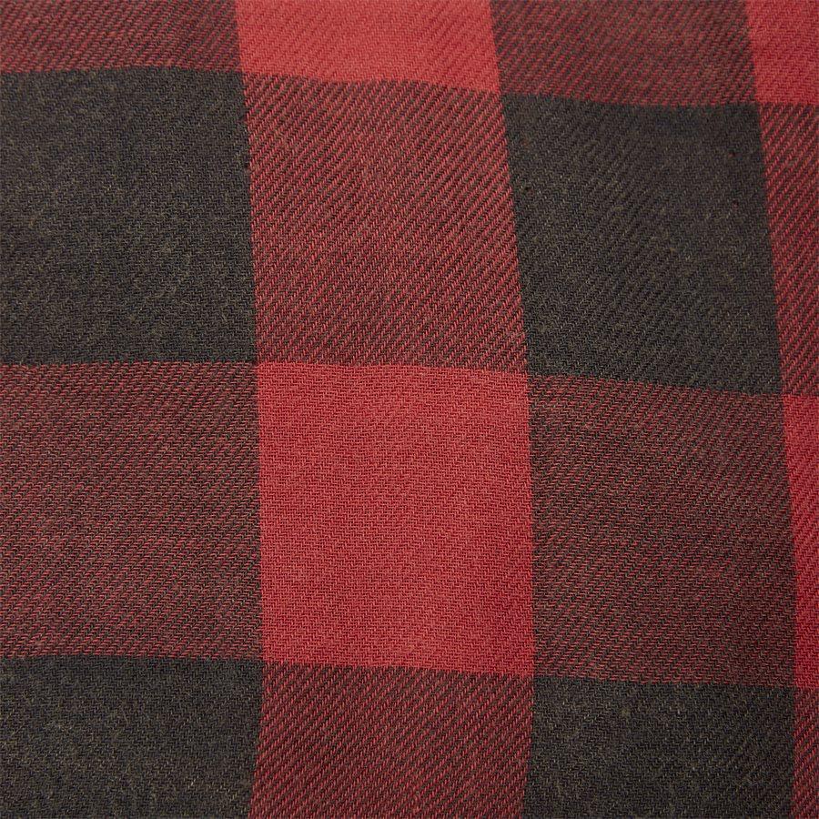 710765889 - Cotton Shirt - Skjorter - Regular - RØD - 7