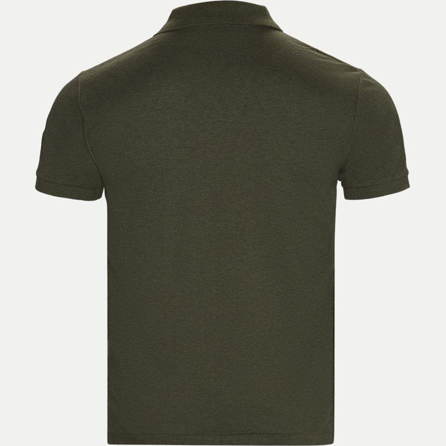 710652578 - Slim Fit Interlock Polo Shirt - T-shirts - Slim - OLIVEN - 2