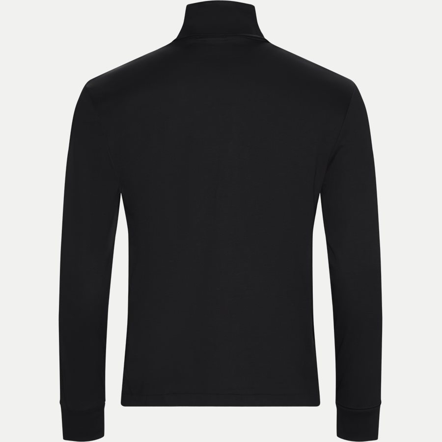 710760126 - Cotton Turtleneck Jumper - T-shirts - Regular - SORT - 2