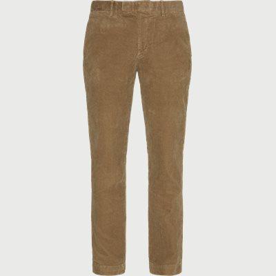 Corduroy Slim Pants Slim | Corduroy Slim Pants | Brun
