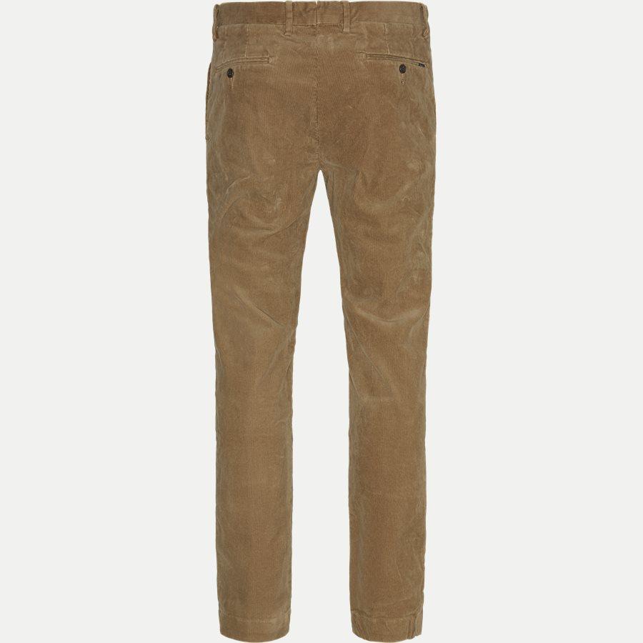 710722642 - Corduroy Slim Pants - Bukser - Slim - CAMEL - 2