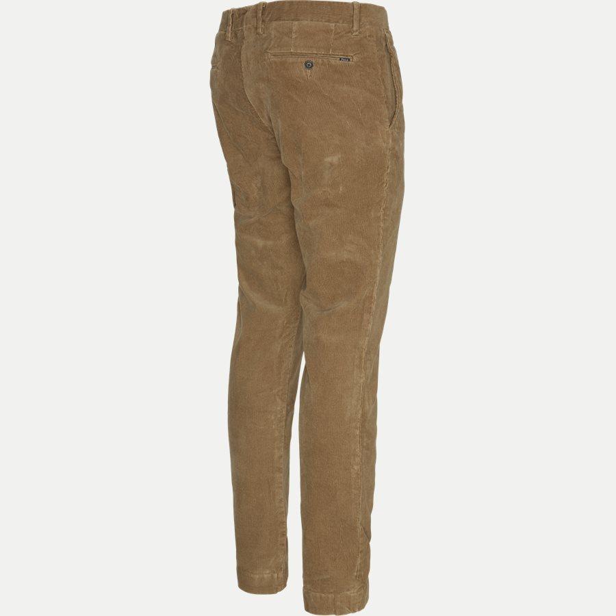 710722642 - Corduroy Slim Pants - Bukser - Slim - CAMEL - 3