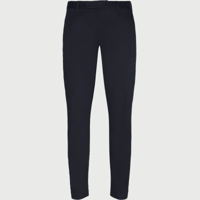 Stretch Tailored Slim Chino Slim | Stretch Tailored Slim Chino | Blå