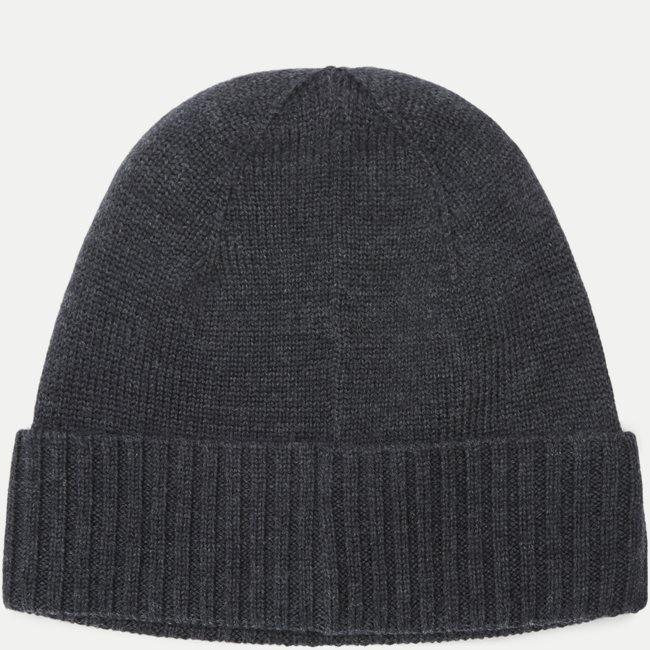 Wool Logo Beanie