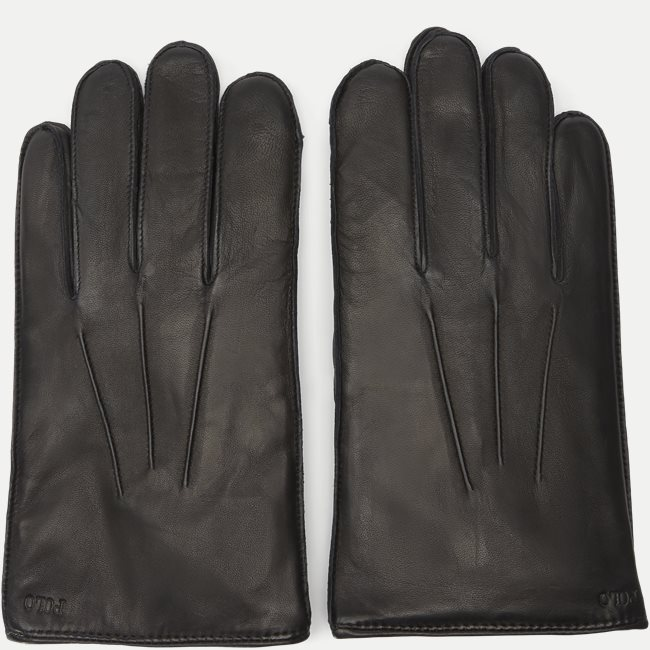 Leather Touch Gloves