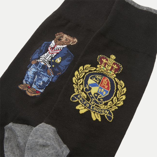 Polo Bear Socks