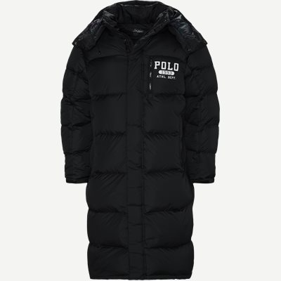 Long Down Jacket Regular | Long Down Jacket | Sort
