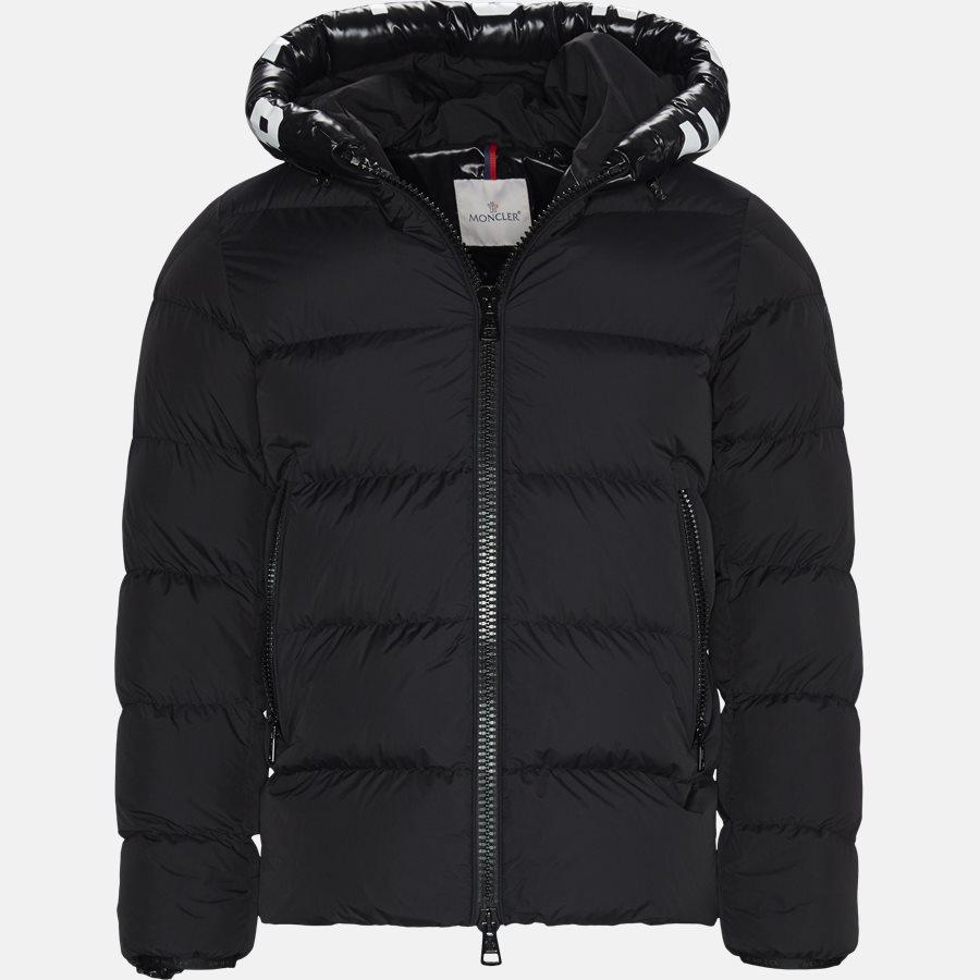 41315 DUBOIS - Jackets - Regular fit - SORT - 1