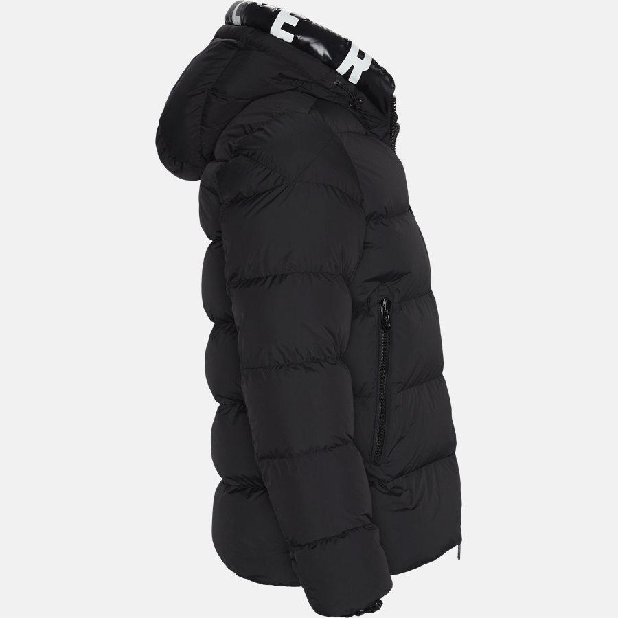 41315 DUBOIS - Jackets - Regular fit - SORT - 4