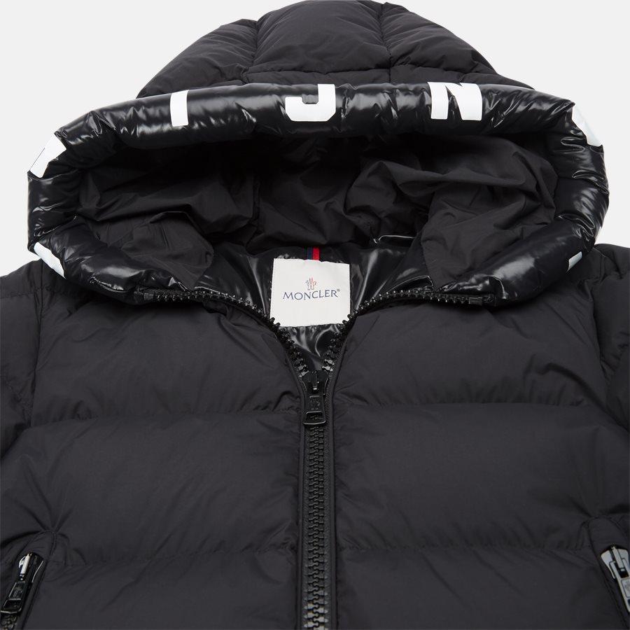41315 DUBOIS - Jackets - Regular fit - SORT - 5