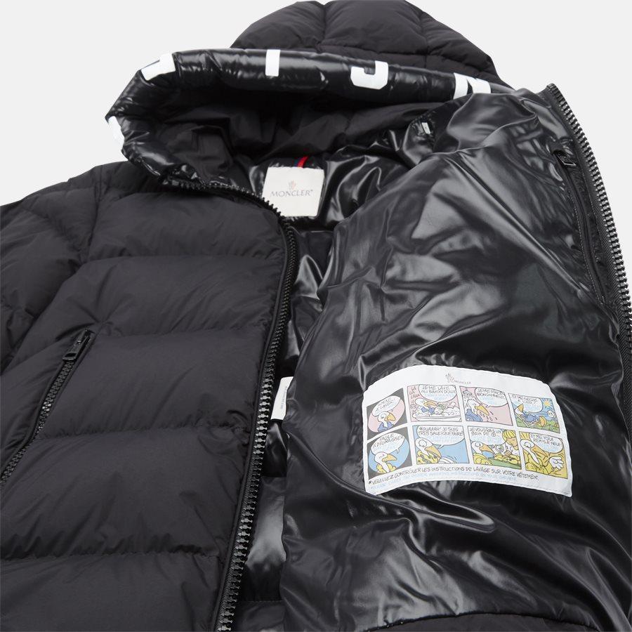 41315 DUBOIS - Jackets - Regular fit - SORT - 9