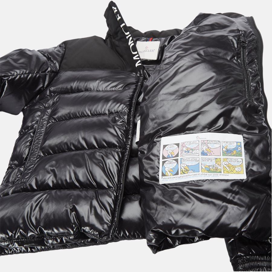 41826 BRUEL - Jackets - Regular fit - SORT - 8