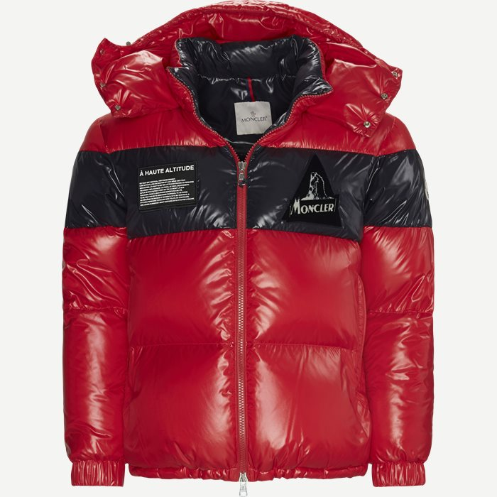 Jackets - Red