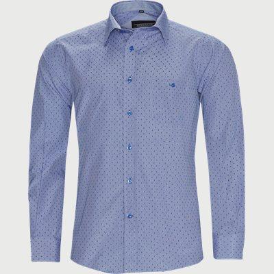 Chorley Skjorte Regular | Chorley Skjorte | Blå