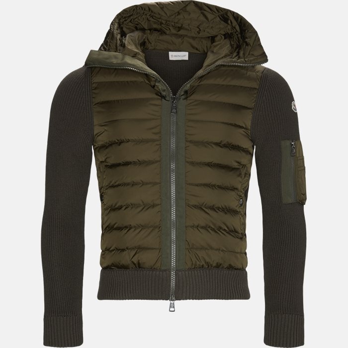 Knitwear - Regular fit - Army