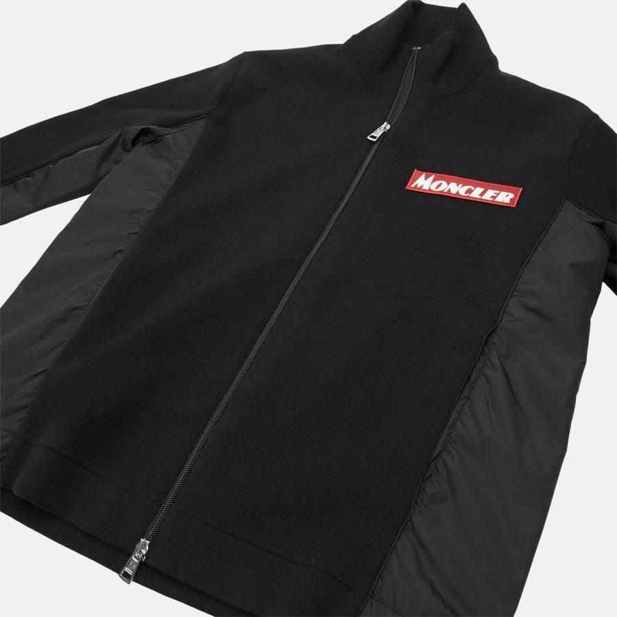 94221 A9041 - Sweatshirts - Regular - SORT - 3