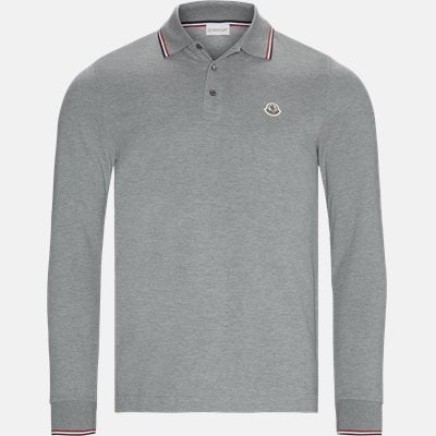 Polo t-shirt Regular fit | Polo t-shirt | Grå