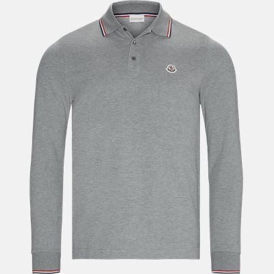 Regular fit | Long-sleeved T-shirts | Grey