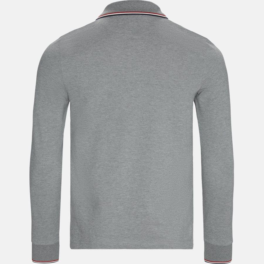 83480 84556 - Polo t-shirt - T-shirts - Regular fit - GREY - 2