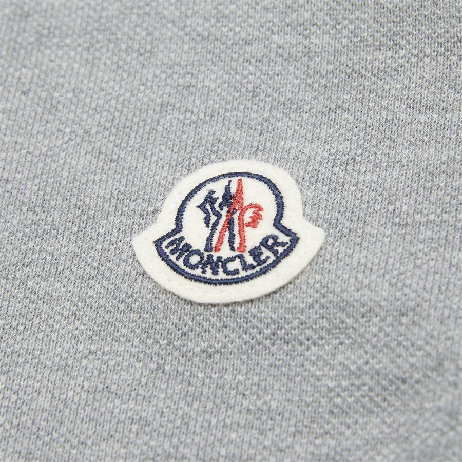 83480 84556 - Polo t-shirt - T-shirts - Regular fit - GREY - 3